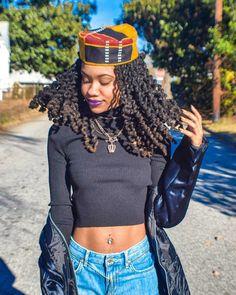 Click VISIT link above for more details Black Girls Rock, Black Girl Magic, Black Women Dreadlocks, Natural Hair Care, Natural Hair Styles, Dreadlock Hairstyles, Natural Hair Inspiration, Hair Hacks, Hair Tips