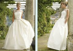 Suffolk Collection - Kelly - Stephanie Allin (With a sash instead of a belt)