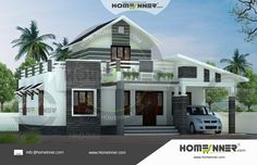 Total area : 1379 sq ft Ground floor : 12*12 mt Bedroom : 2 Bathroom :2 This beautiful single floor house has two bedrooms with a attached bathroom for one
