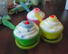 Receiving Blanket Milkshake Unique Baby Shower Gifts by BabyBinkz