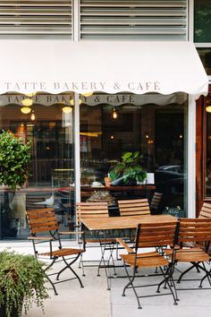 Tatte Bakery & Cafe - Located in Brookline & Cambridge, beautiful & delicious treats!