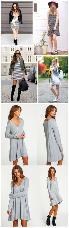 Cotton Dresses, Comfortable for Skin Touch