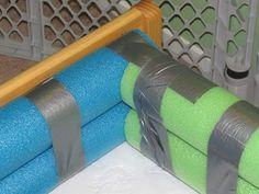 diy toddler bed rails - Bing Images