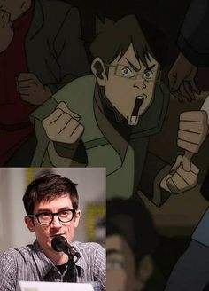 The Legend of Korra: There's nothing like trolling your own show.