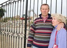 Expat couple the Priors to be reimbursed for Almeria home demolished in 2008
