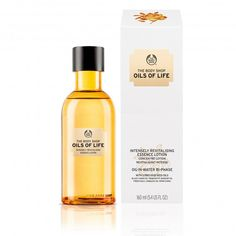 The Body Shop Oils of Life Intensely Revitalising Bi-Phase Essence Lotion, £15