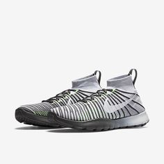 separation shoes 328fb 31aa7 Nike Free Train Force Flyknit - white wolf grey -  120