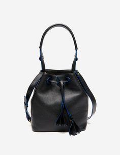 Adual Tassel Bag - Bags & Accessories - Sandro-paris.com