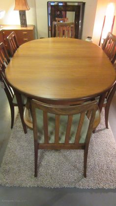 Antique 6 Seater Dining Tables, Vintage G Plan Dining Table And Six Chairs. Vintage G Plan Teak Extending Dining Table and Six Dining Chairs 6 Seater Dining Table, Extendable Dining Table, Table And Chairs, Dining Chairs, Tables, G Plan Furniture, Mid Century Furniture, How To Plan, Retro