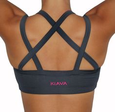 KIAVA Fall Givaway!! They have the best and cutest workout clothes. I would love to win one of these bras!!