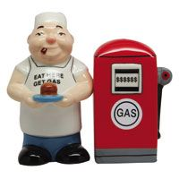 Eat Here and Get Gas Salt and Pepper Shakers http://www.retroplanet.com/PROD/39200