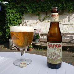 Hapkin - blond bier - Alc. 8,5% vol #hapkin #blondbier #belgiumbeers #belgischebieren #houtland #alkenmaes #genieten #weekend #be_at_design #belgianbeer #beerstagram #belgianbeer #picoftheday #photoaday #photooftheday #be_at_design