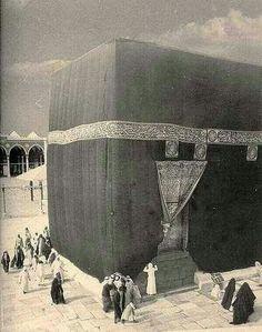 Ka'bah, Masjidil Haram...
