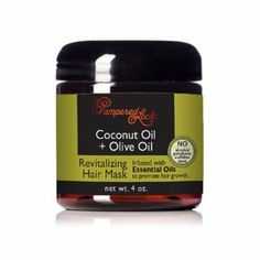 ) ~ Essential Oils for Hair Growth ~ Natural Ingredients Olive Oil Hair Mask, Hair Oil, Hair Treatment Mask, Essential Oils For Hair, Hair Growth Oil, Dyed Hair, Coconut Oil, Hair Beauty, Alcohol