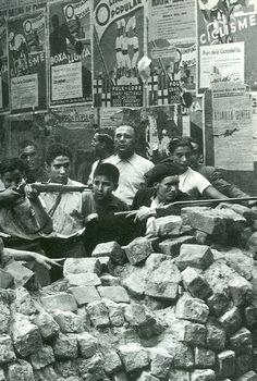 Espagne libertaire, la révolution sociale contre le fascisme | resister-art35