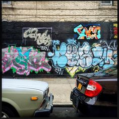 Series: #bedstuy #Brooklyn #streetart … #artist #street #art #graffiti #nyc #newyork #newyorkcity #ohos #sots #seenonthestreet  #remages #overherdoverscene #seenonthestreet #streetphotography