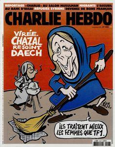Charlie hebdo n°1208, 16 septembre 2015