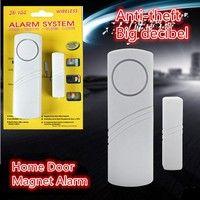 Anti Thief Door Magnetic Alarm Wireless Door And Window Alarm Home Opening Window Anti Thief Burglar Alarm Window Alarms Burglar Burglar Alarm