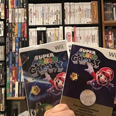 I'm not much for selfies... but at @thomasjhake 's request, here is my #supermarioselfie .  Thanks for the shout out!  I was just looking at this Super Mario Galaxy preorder coin the other day, wondering how much it was worth.  Answer: not much.  @itsbobactually - show me your best Super Mario selfie! #mariomonday #selfie #shelfie #videogame #videogames #videogamer #videogaming #videogameaddict #videogamelife #nintendo #ninstagram #nintendolife #igersnintendo #mario #supermario…