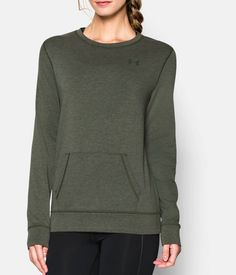 Shop Under Armour for Women's UA ColdGear® Infrared Cozy Crew in our Womens Tops department.  Free shipping is available in US.