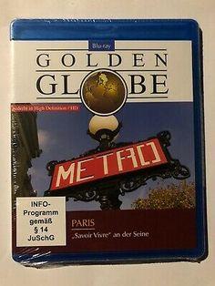 Paris Golden Globe Blu-ray    eBay Vhs Film, Paris, Golden Globes, Ebay, Montmartre Paris, Paris France