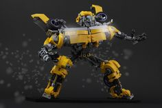 """""""Bumblebee"""" by Legopard: Pimped from Flickr"""