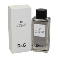 Dolce and Gabbana Anthology No 10 La Roue de la Fortune