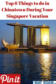When you visit Singapore, head to Chinatown for a curious mix of cafes, markets, temples, and breathtaking views of the city-state. Singapore Vacation, Singapore Travel Tips, Visit Singapore, Asia Travel, Malaysia Travel, Travel Around The World, Around The Worlds, Travel Guides, Travel Info
