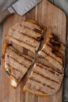 Spiced Sweet Potato Quesadilla with Onion and Pepper Easy Healthy Recipes, Veggie Recipes, Healthy Snacks, Vegetarian Recipes, Alkaline Recipes, Zoodle Recipes, Healthy Menu, Alkaline Foods, Breakfast Healthy