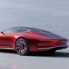 Mercedes-Benz Unveils the Vision Maybach 6 in Carmel, California  The concept car is a staggering 20 feet long and can zip from zero to 60 m.p.h. in less than 4 seconds
