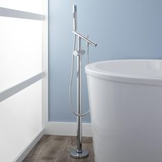 Westen Freestanding Tub Faucet and look.