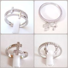 CAPRICCI PLATA: Google+ Anillos de plata 925m los puedes encontrar en www.capricciplata.com y en www.facebook.com/capricci.plata1  #moda #fashion #anillos #cruces #plata #girls #chicas #woman #style #streetstyle Fashion Clothes, Fashion Outfits, Facebook, Google, Stuff Stuff, Crosses, Silver Rings, Style, Fashion Suits