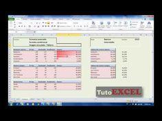 """Cómo presentar eficazmente tablas de datos usando colores """"Excel 2007"""" - Funcionarios Eficientes - YouTube"""