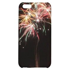 Fabulous Fireworks iPhone 5C Cases
