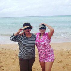 #tbt con mi mama @martabrbo en Punto fijo Venezuela hace 4 años  #Venezuela by beaoo