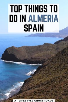 Check this Almeria holiday guide to plan an epic getaway to the Spanish Wild West.#travel #spain #wildwest | Andalusia Spain Travel | Things to do in Almeria | Wild West Town | Europe Travel Destination | Hollywood Western Filming Locations | Spain Beautiful Places | Spain off the beaten path | Wild West Attractions |