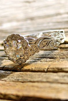 Unique engagement rings say wow 38