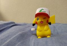 The real-life Ash/Satoshi just gave away a Pikachu to brighten a child's day in Japan – -Japan News- Pokemon Go, Pikachu, Japan News, Catch Em All, Rubber Duck, Just Giving, Real Life, Kawaii, Children