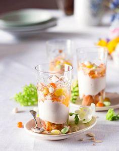 Pasha-trifle // Easter Trifle with Apricot & Amarula Food & Style Elina Jyväs Photo Satu Nyström Maku 2/2014, www.maku.fi