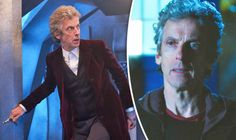 Doctor Who Did Peter Capaldi just reveal who the new Time Lord is? | TV & Radio | Showbiz & TV | Express.co.uk