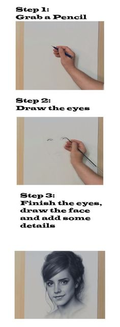 heheheh thats like how all drawing tutorials are.