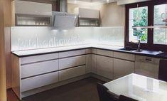 """Küchenhaus Litke auf Instagram: """"Rückwand / Back wall #küchenhauslitke #litkeinterior #moebeldesign #maßanfertigung #litke #interior #interiordesign #küche #küchendesign…"""" Küchen Design, Kitchen Cabinets, Interiordesign, Home Decor, Instagram, House, Decoration Home, Room Decor, Cabinets"""