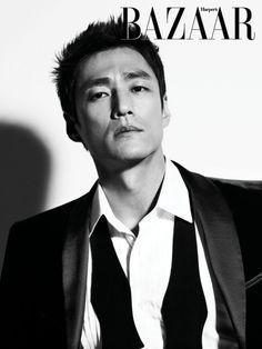 Ji Jin-hee for Harper's Bazaar