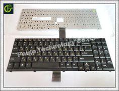 Русская Клавиатура для ALIENWARE Area 51 Sager 4750 CLEVO D9T D900T D9K D900K M7700 ЧЕРНЫЙ RU версия