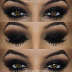 Para ojos marrones
