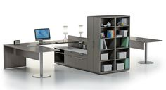 modern law office design work stations | Modern and Functional Office Workstation Furniture Design of Keel by ...