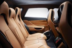 2016 Jaguar F-Pace interior