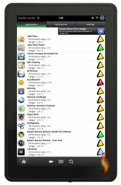 Kindle Fire Security Apps to Protect Your Tablet; From http://www.lovemyfire.com/kindle-fire-security-apps.html