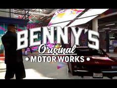 GTA 5 Online Benny's Mod Shop Garage Location Bennys Mod Shop GTA 5 where is benny's garage gta 5 gta 5 benny's garage location this video will show you where is benny's garage gta 5 is really good in Battlefield 4, Battlefield Hardline, Gta 5 Xbox, Xbox One, Dead Rising 3, Cod Ww2, Lego Jurassic World, Advanced Warfare, Halo 5