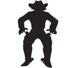 Cowboy  Väggdekor  55x92cm